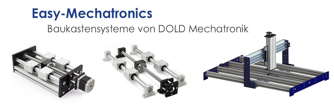 Baukastensystem Easy-Mechatronics